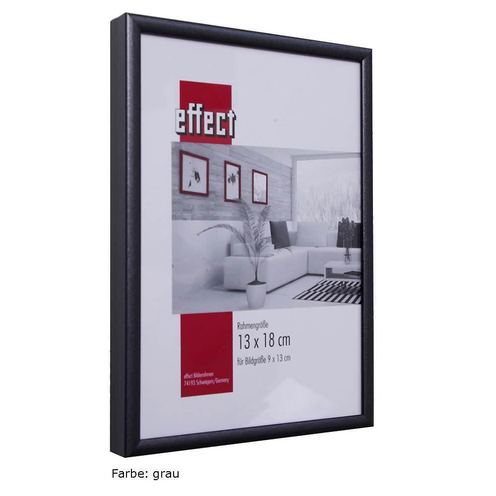 kunststoff bilderrahmen art grau alulike f r urkunden. Black Bedroom Furniture Sets. Home Design Ideas