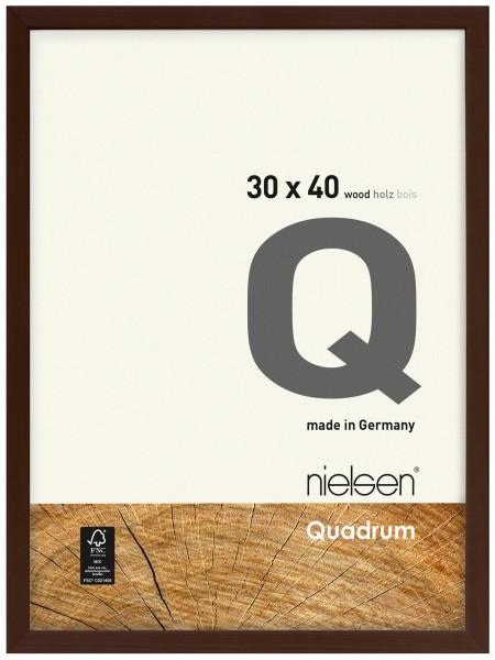 Holz Bilderrahmen Quadrum