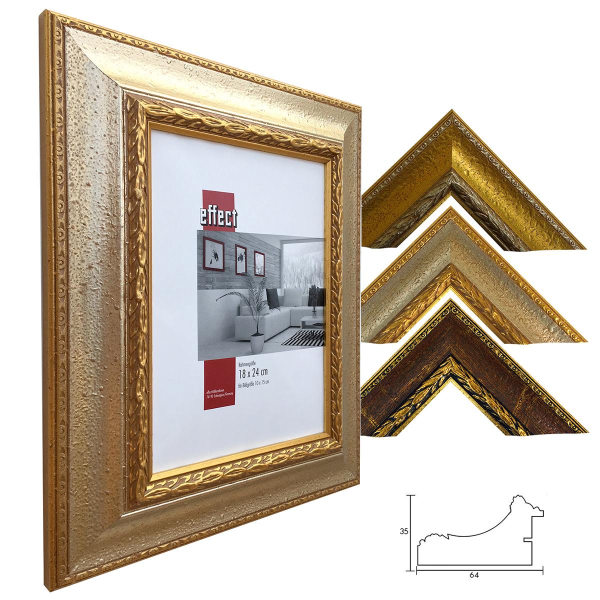 Holz Bilderrahmen Profil 31