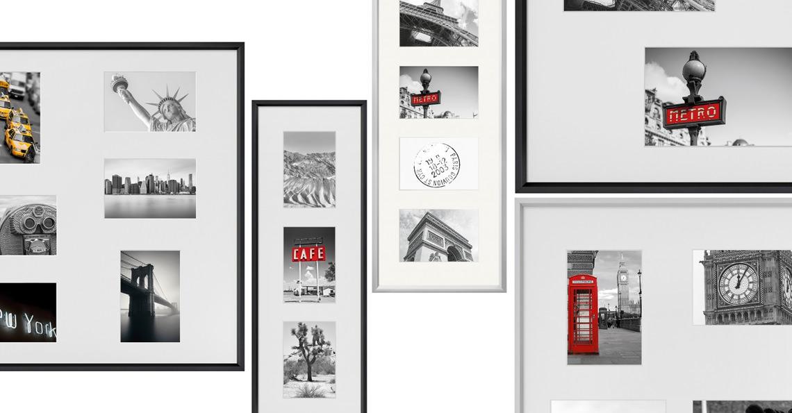 Gallery Junior: Säulenhalle im Taschenformat | Bilderrahmen-kaufen.de