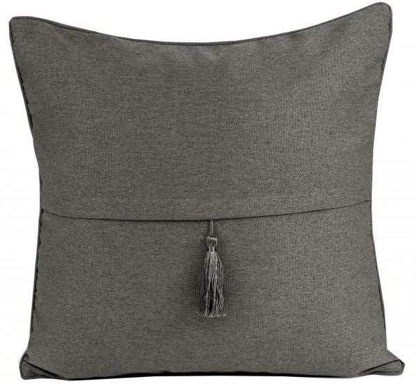 Kissen BARBADOS Charcoal 50x50 cm