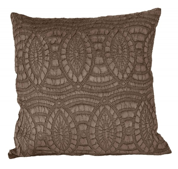 Kissen EPOS - Dark Brown 45x45 cm
