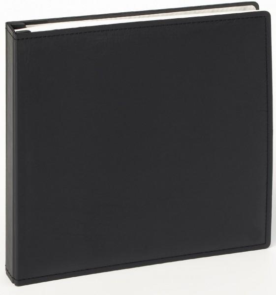 Buchschraubenalbum Premium schwarz