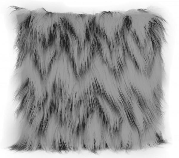 Kissen KIMBER White Cap Gray 50x50 cm