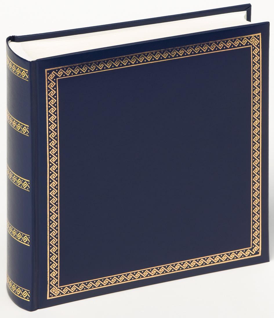 classicalbum das schicke dicke blau klassische fotoalben fotoalben bilderrahmen. Black Bedroom Furniture Sets. Home Design Ideas