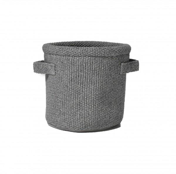 Korb NOA - Dark Grey ø 20 cm