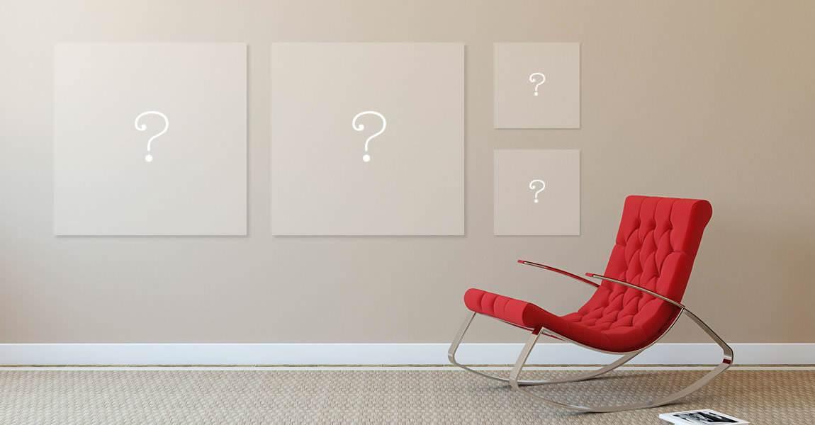 Weiße Wand und jetzt? Bilderrahmen & Co. | Bilderrahmen-kaufen.de