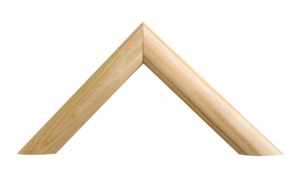 Meterware Holz Profil 45
