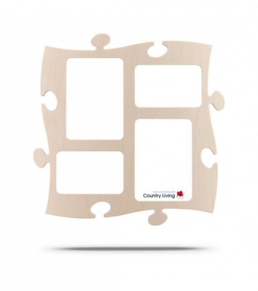 Puzzles+ Galerierahmen - je 2x 10x15 / 13x18 cm