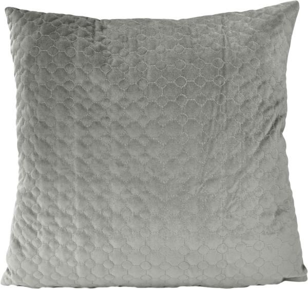 Kissen DILAN - Grey 45x45 cm
