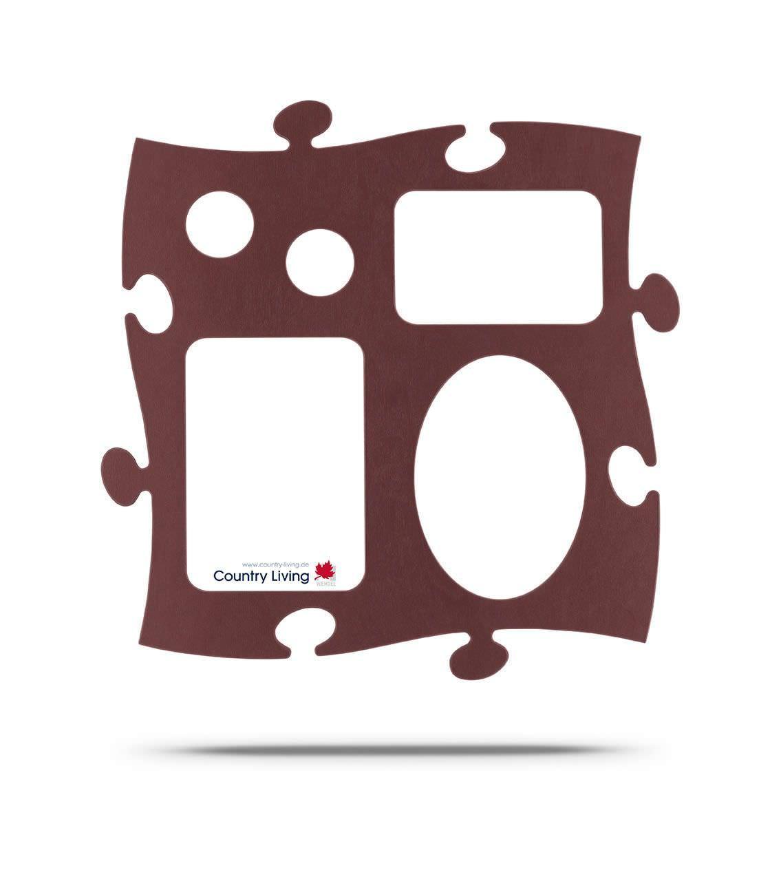 puzzles galerierahmen 2x 5 1x 10x15 cm 2x 13x18 cm. Black Bedroom Furniture Sets. Home Design Ideas