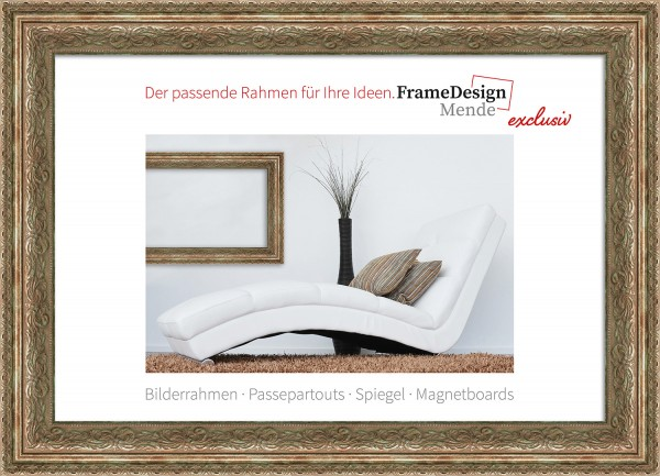 Holz Bilderrahmen Monaco Profil E024