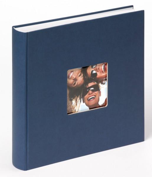 Designalbum Fun blau, 30x30 cm