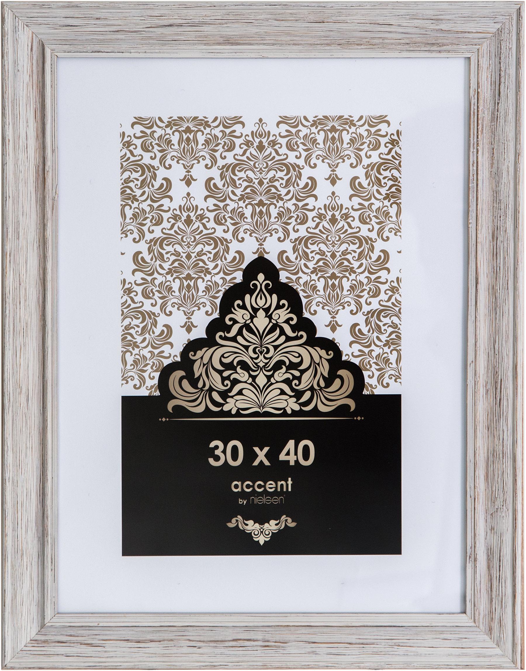 Holz Bilderrahmen Vintage FSC® zertifiziert - 4er Set ...
