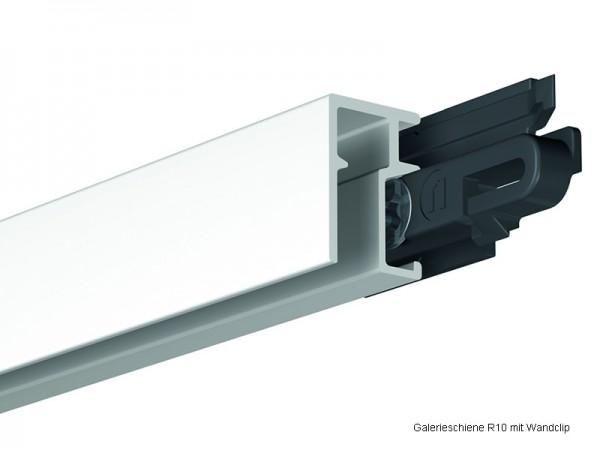 Galerieschiene R10 Kompakt / 200 cm
