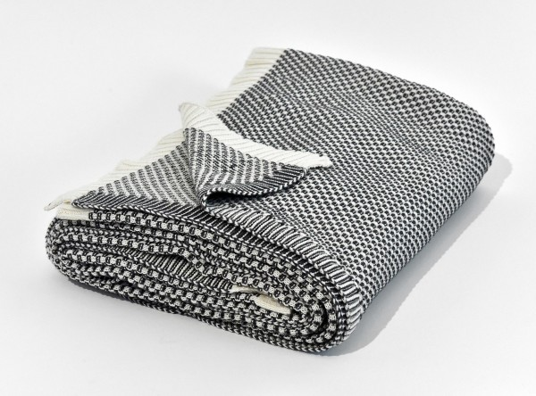 Wohndecke AKIRA - Cream White 150x200 cm