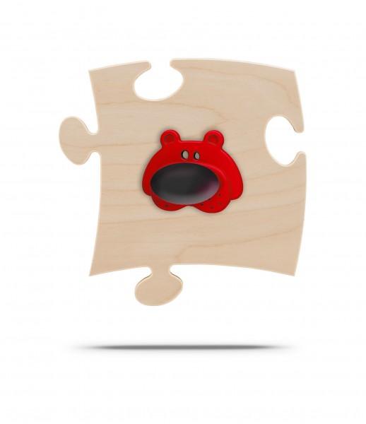Puzzles+ Garderobe Brumm Bär