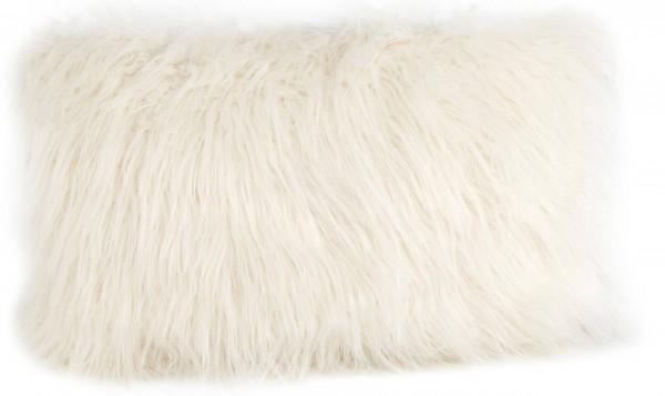 Kissen KELLER Antique White 30x50 cm