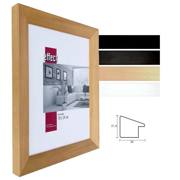 Holz Bilderrahmen Top N - für Kreativ-Passepartout