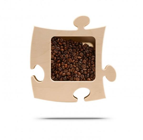 Puzzles+ mit Schattenbox (3,6 cm tief), 12 x 12 cm