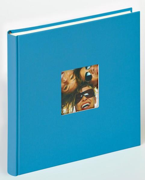 Designalbum Fun, oceanblau, 26x25 cm