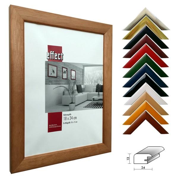 Holz Bilderrahmen Profil 43 - für Kreativ-Passepartout