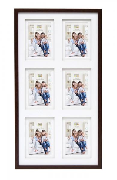 Galerierahmen Théo für 6 Fotos
