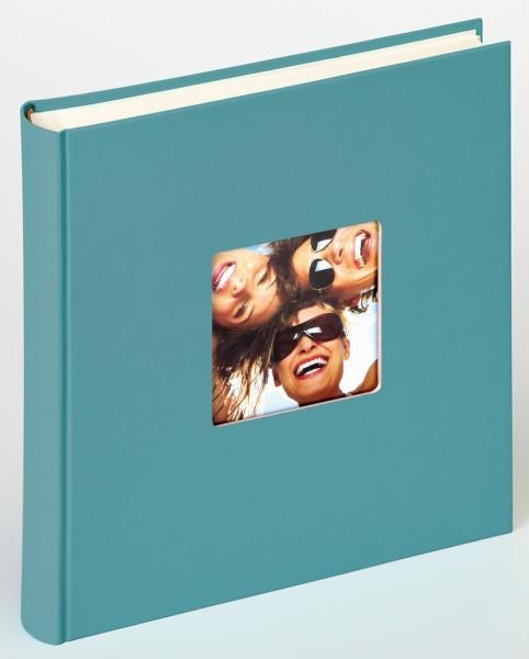 Designalbum Fun petrolgrün, 30x30 cm