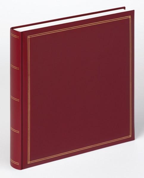 Classicalbum Monza,rot, 34x33 cm