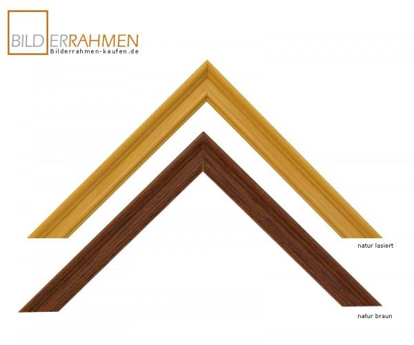 Holz Bilderrahmen Mars Profil 0001 - Öko Plus