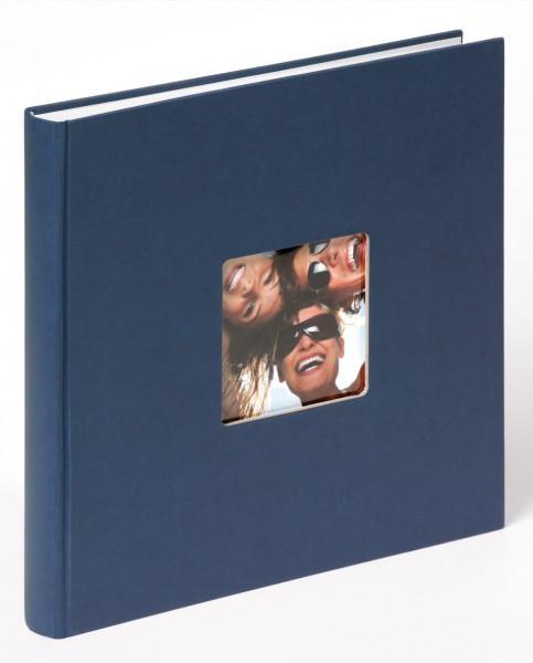 Designalbum Fun in blau, 26x25 cm