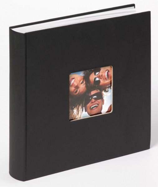 Designalbum Fun schwarz, 30x30 cm