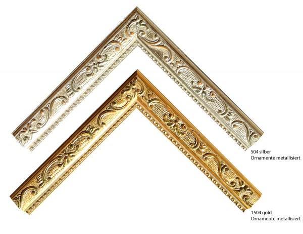 Holz Bilderrahmen Florentina Profil 0314 für Urkunden