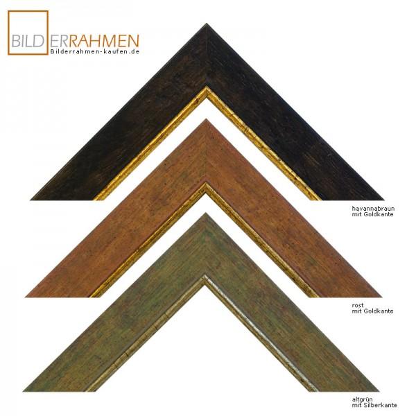 Holz Bilderrahmen Antiquis Profil 0308-geprägt
