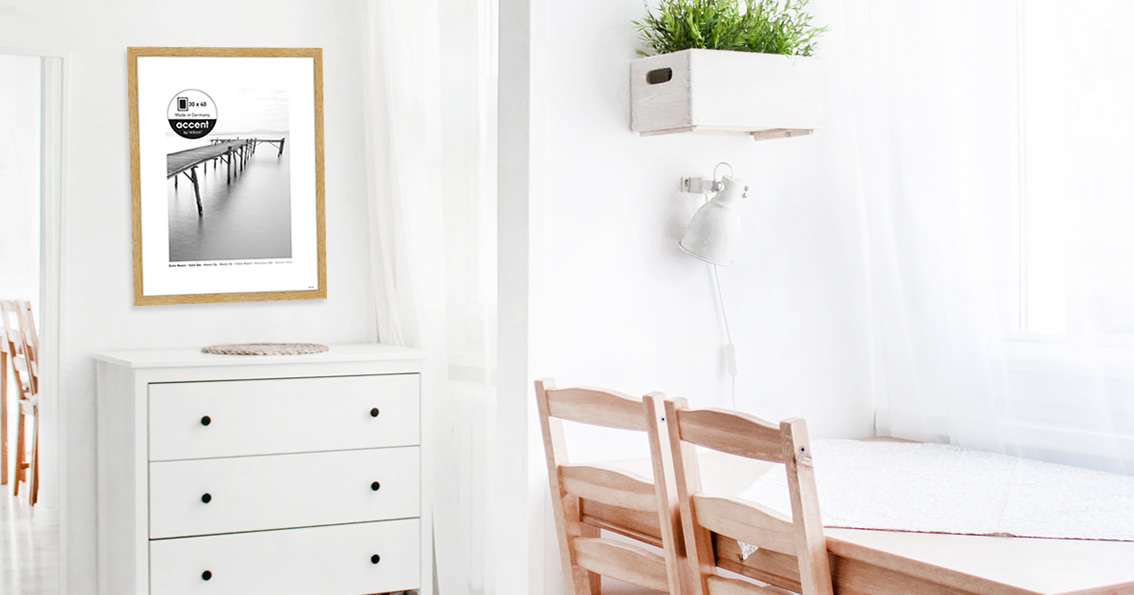 Trend: skandinavisch wohnen und einrichten | Blog | Bilderrahmen ...
