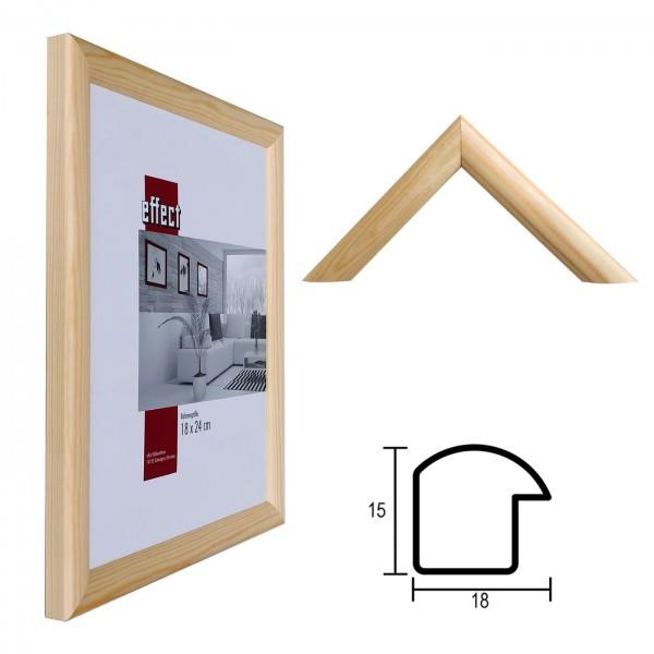 Holz Bilderrahmen Profil 45 für Urkunden