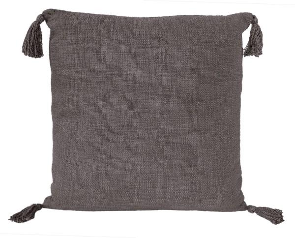 Kissen Zoe - Dark Grey 45x45 cm