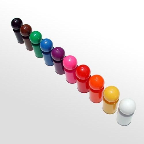 FLUX-Dots, Universal-Magnete 10er Set