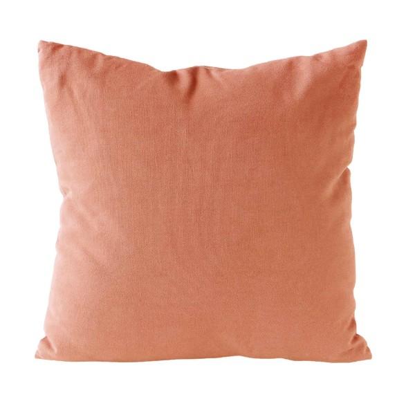 Kissen UNI - Orange 45x45 cm