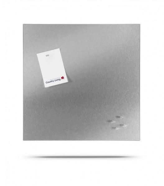 Magnettafel Magnetic Moments - Aluminium auf MDF 50 x 50 cm