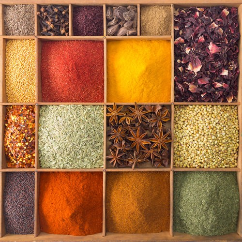 SPICES / Frank Assaf