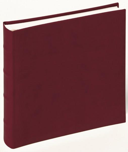 Classicalbum Classic, weinrot, 26x25 cm