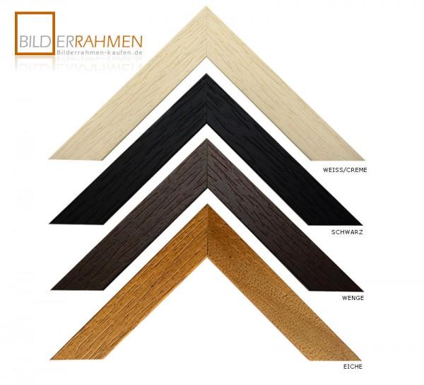 Holz Bilderrahmen Profil 33