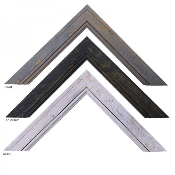 Meterware Holz Profil 2240 in Treibholz Optik