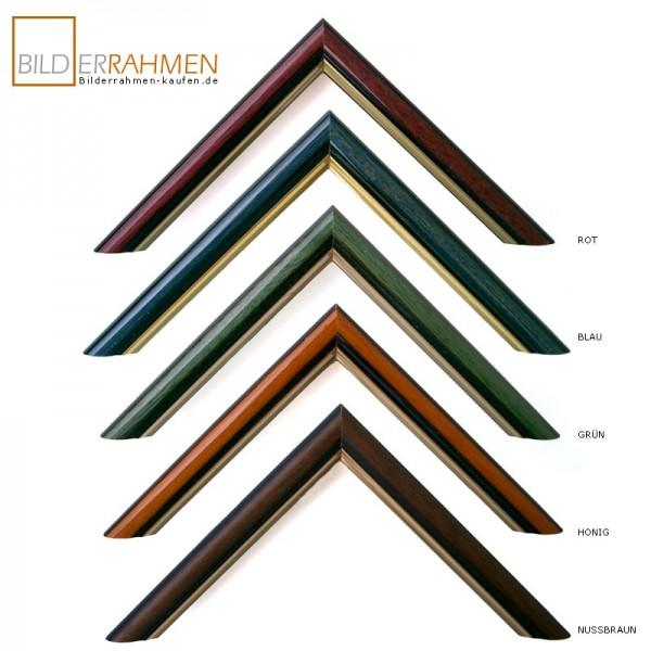 Holz Bilderrahmen Profil 23 für Urkunden
