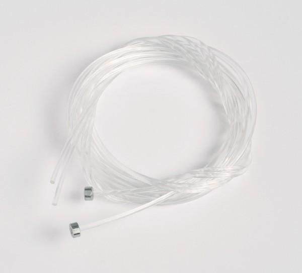 Perlonseil 200 cm mit Tellergleiter PROFI / ECONOMY - 2 Stück