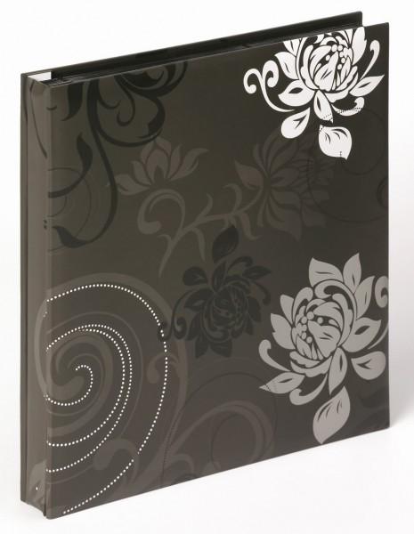Einsteckalbum Grindy in schwarz 400 für Fotos 10x15