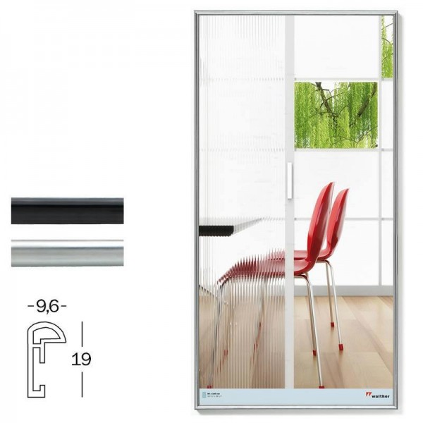 Kunststoff Bilderrahmen Galeria Panorama Formate