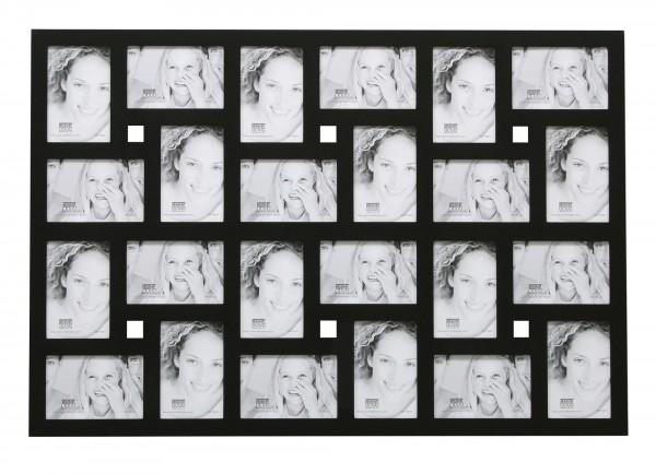 Galerie Bilderwandrahmen Tom schwarz