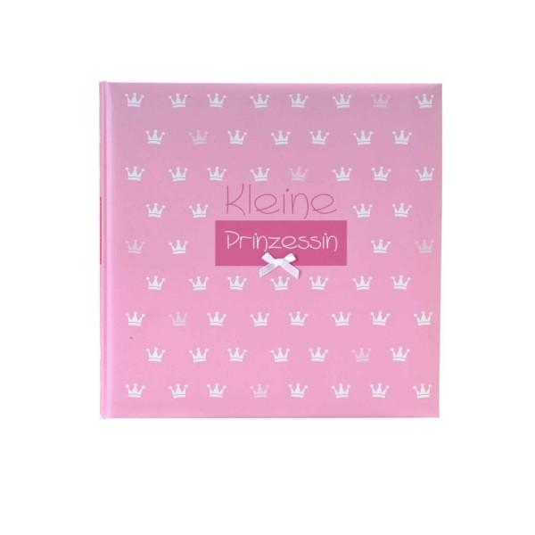 Babyalbum kleine Prinzessin rosa